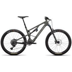 Santa Cruz 2020 5010 C S 6Fattie Full Suspension Mountain Bike