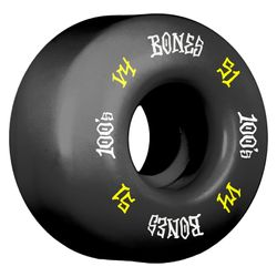 Bones 100's OG Wheels
