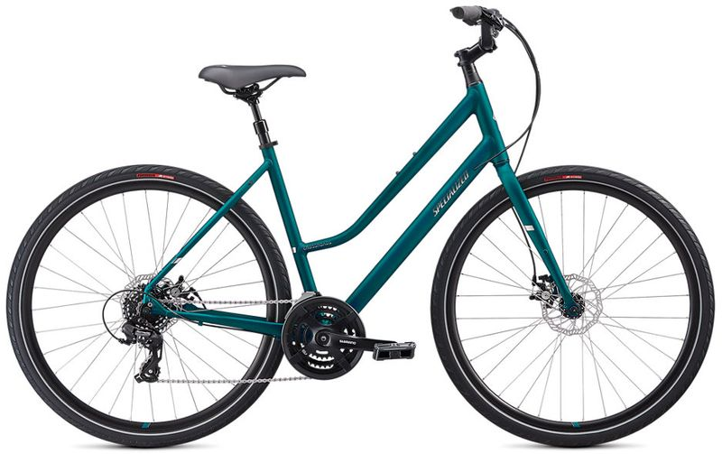 Specialized-2020-Crossroads-2.0-Step-Thru-Comfort-Bike