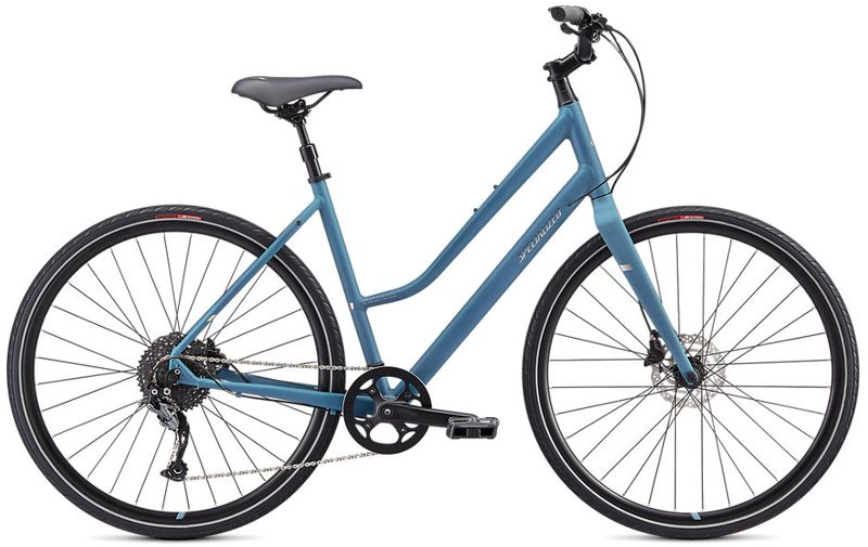 Specialized-2020-Crossroads-3.0-Step-Thru-Comfort-Bike