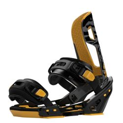 Switchback Halldor Pro Snowboard Bindings 2020