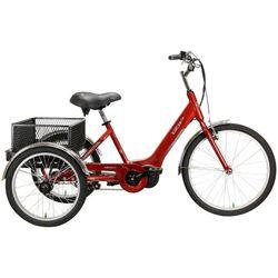 IZIP 2020 E3 Go ETrike Electric Adult Tricycle Electric Bike