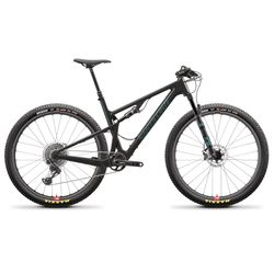 Santa Cruz 2020 Blur Trail CC X01 Reserve 29er Full Suspension Mountain Bike