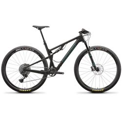 Santa Cruz 2020 Blur Trail C S 29er Full Suspension Mountain Bike