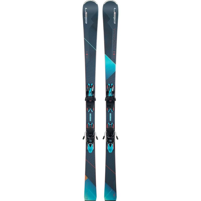 Elan-Insomnia-Powershift-Women-s-Skis-With-ELW-11-Bindings-2020