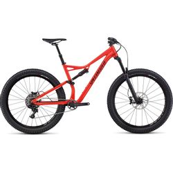 Specialized Used 2017 Stumpjumer Comp 6Fattie Full Suspension Mountain Bike