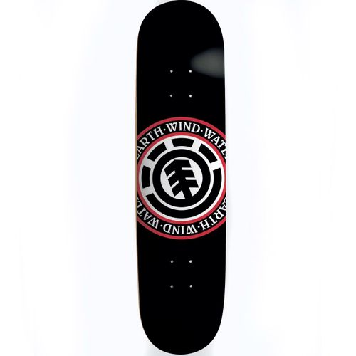 Element Seal Skateboard Deck