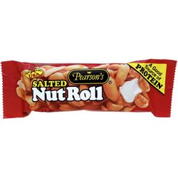 Pearsons Salted Nut Roll Candy Bar