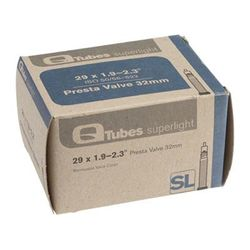 Quality Superlight 29 x 1.9-2.3 Inch Presta Valve Tube