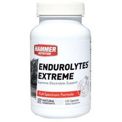 Hammer Nutrition Endurolytes Extreme 120 Capsules