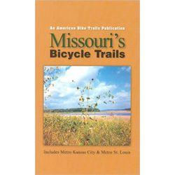 American Bike Trails Missouri Bicycle Trails Book