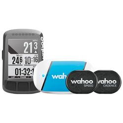 Wahoo Fitness ELEMNT BOLT Cycling Computer Bundle