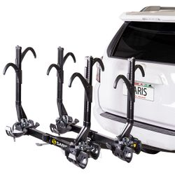 Saris SuperClamp EX 4-Bike Hitch Rack