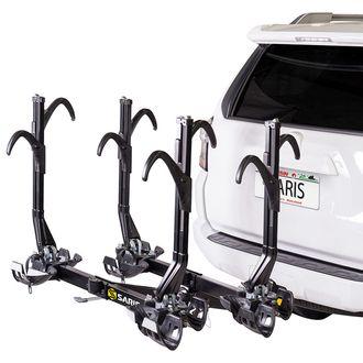 Saris SuperClamp EX 4-Bike Hitch Rack