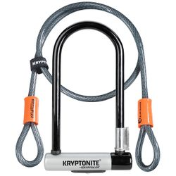 Kryptonite Kryptolock With Cable