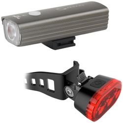 Serfas E-Lume 250/15 Combo Light Set