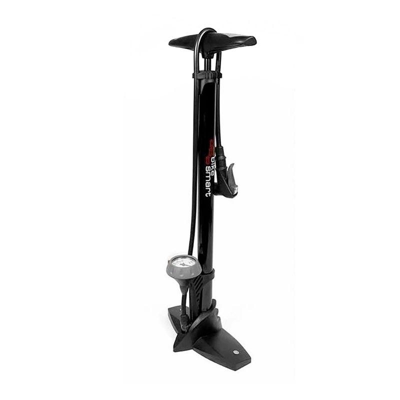 BikeSmart-Powerflate-2-Floor-Pump