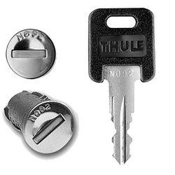 Thule Lock Core 4 Pack