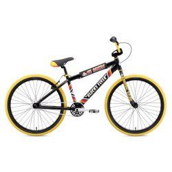 SE Bikes 2020 Blocks Flyer 26 Inch BMX Bike