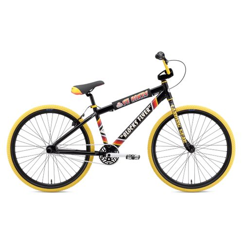SE Bikes 2020 Blocks Flyer 26 Inch BMX Bike