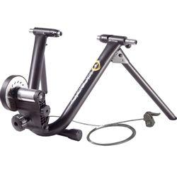 CycleOps Mag+ Black Indoor Bike Trainer with Adjuster