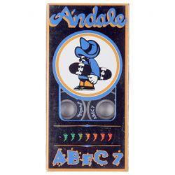 Andale Aben 7 Bearings
