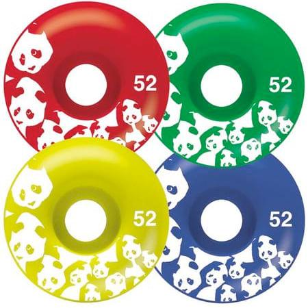 Enjoi Spectrum 52mm Skateboard Wheels