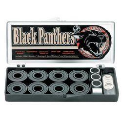 Shortys Black Panthers Abec 3 Bearings
