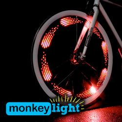 Monkeylectric M210 Wheel Light