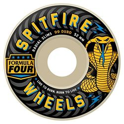 Spitfire Radial Formula Four Skateboard Wheels