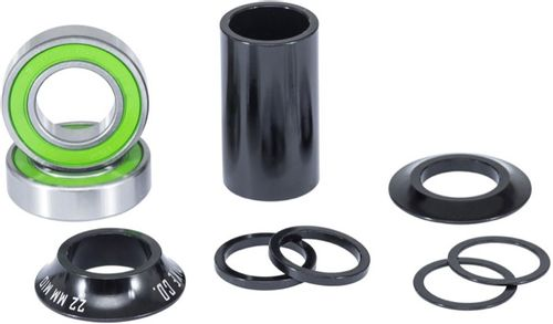 We The People Compact Mid Bottom Bracket 22mm