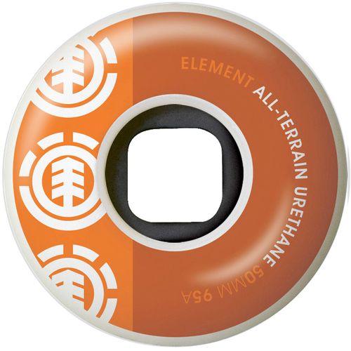 Element Section 50mm Skateboard Wheels