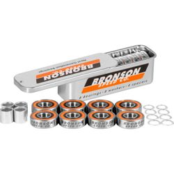 Bronson Speed Co G3 ABEC 7 Skateboard Bearings