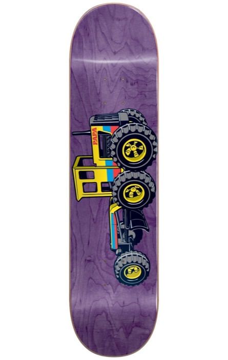 Blind Trucks R7 Skateboard Deck - Micky Papa