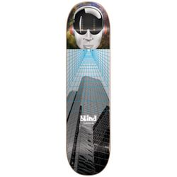 Blind Space Case R7 Skateboard Deck - TJ Rogers