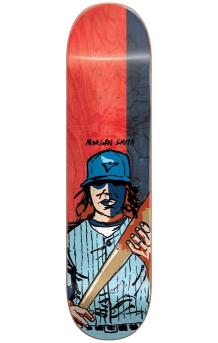 Blind All Star R7 Skateboard Deck - MORGAN SMITH