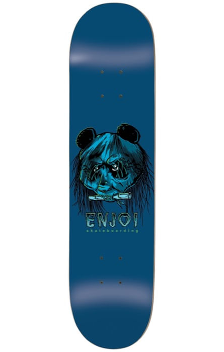 Enjoi 80's Head Skateboard Deck