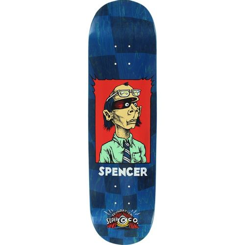 Foundation Ryan Spencer Stranger Skateboard Deck