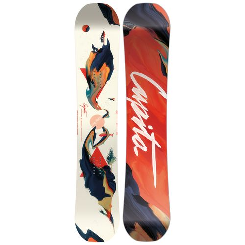 Capita Space Metal Fantasy Women's Snowboard 2020