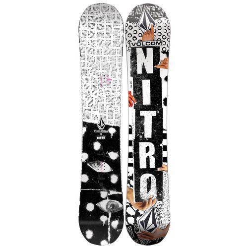 Nitro Beast x Volcom Snowboard 2020