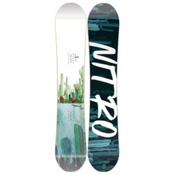 Nitro Women's Mercy Snowboard 2020