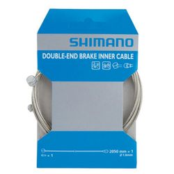 Shimano Stainless Steel Double Ended Brake Cable