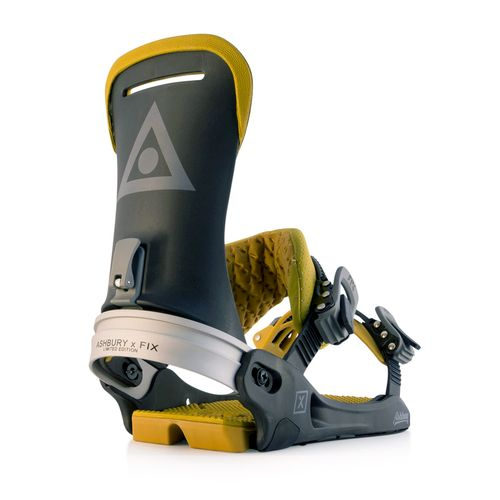Fix Ashbury Collab Snowboard Bindings 2020