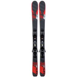 K2 Indy Kids Skis with FDT 4.5 Bindings 2020