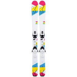K2 Luv Bug Kids Skis with FDT 7.0 Bindings 2020