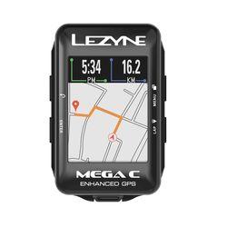 Lezyne Mega C GPS Loaded Kit
