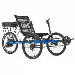 Sun 2020 Eco Tad SX Electric Tadpole Recumbent Bike