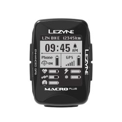Lezyne Macro Plus Loaded HRCS GPS Computer