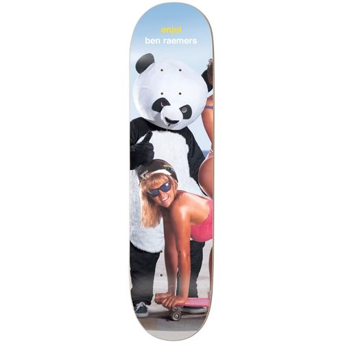 Enjoi Slick Chicks Skateboard Deck