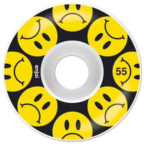 Enjoi Frowny 55mm Skateboard Wheels